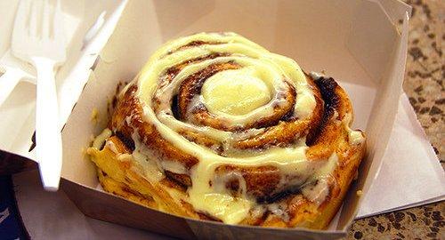 фотография Кафе-пекарни Синнабон в ТЦ Европейский