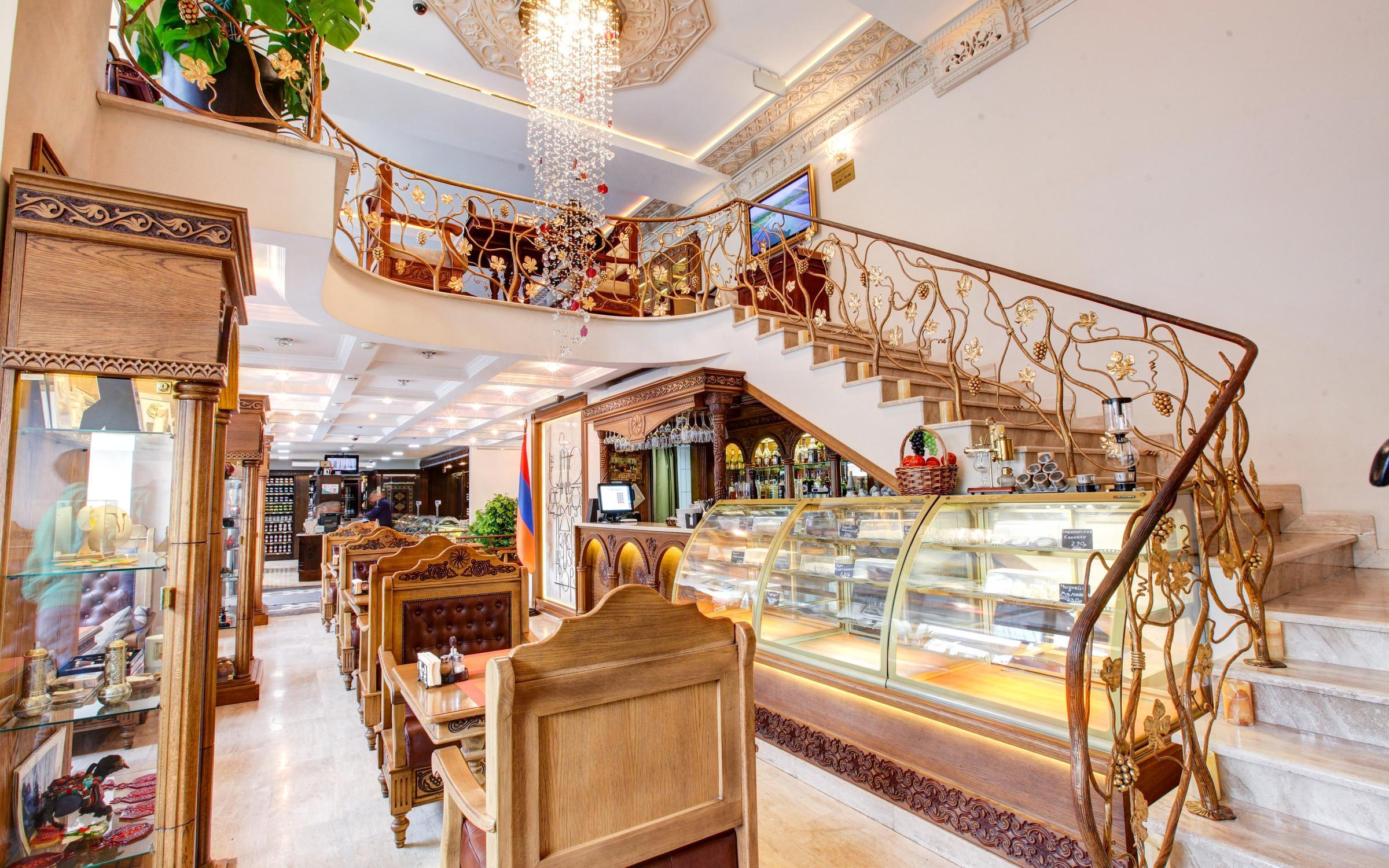 фотография Ресторана Армения на Тверской улице