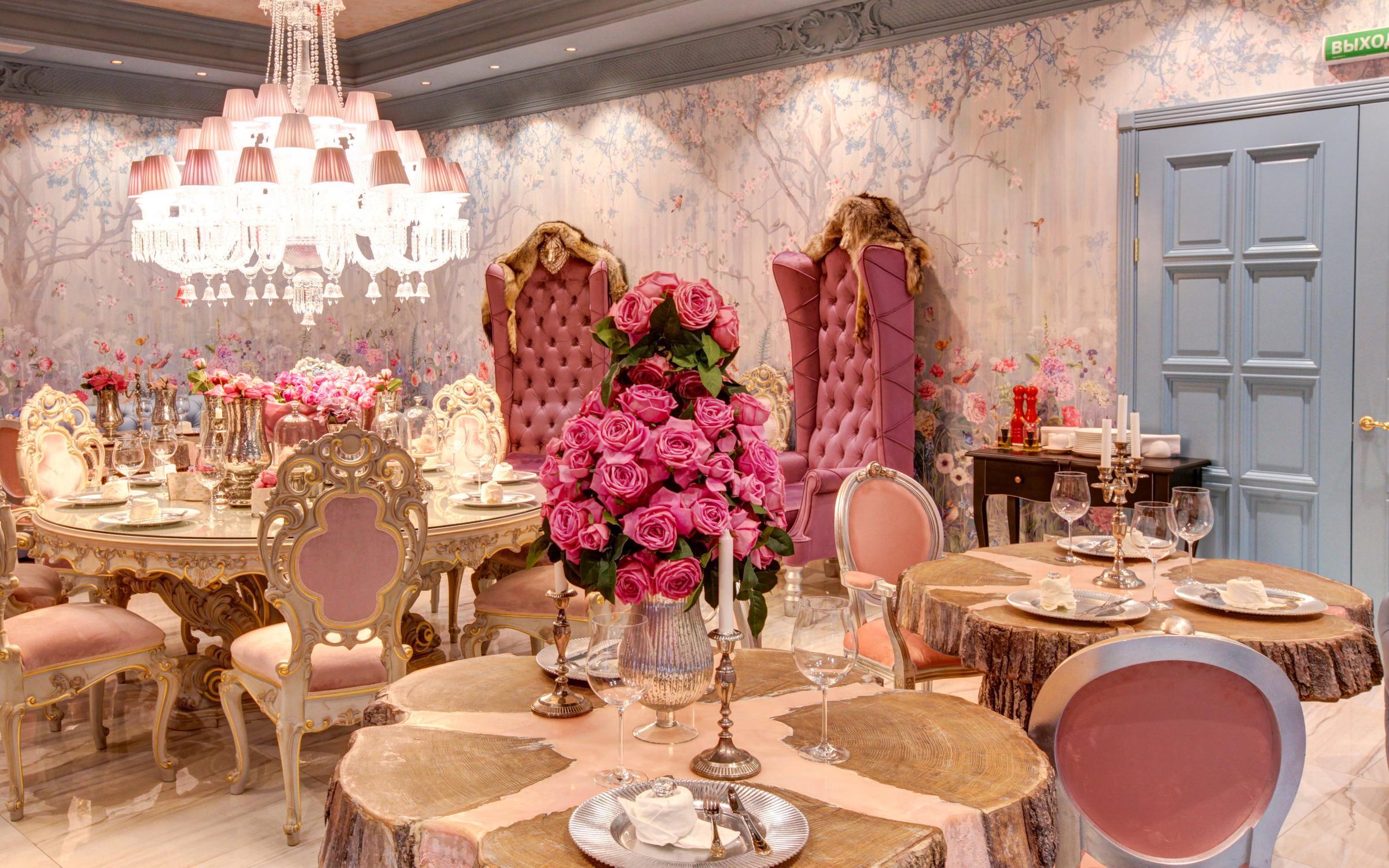 фотография Ресторана DESERT ROSE