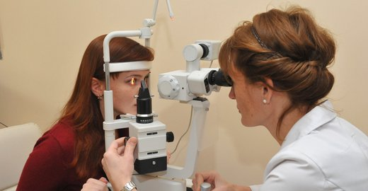 фотография Центра эффективной офтальмологии М.В. Ильинской  в проезде Черепановых