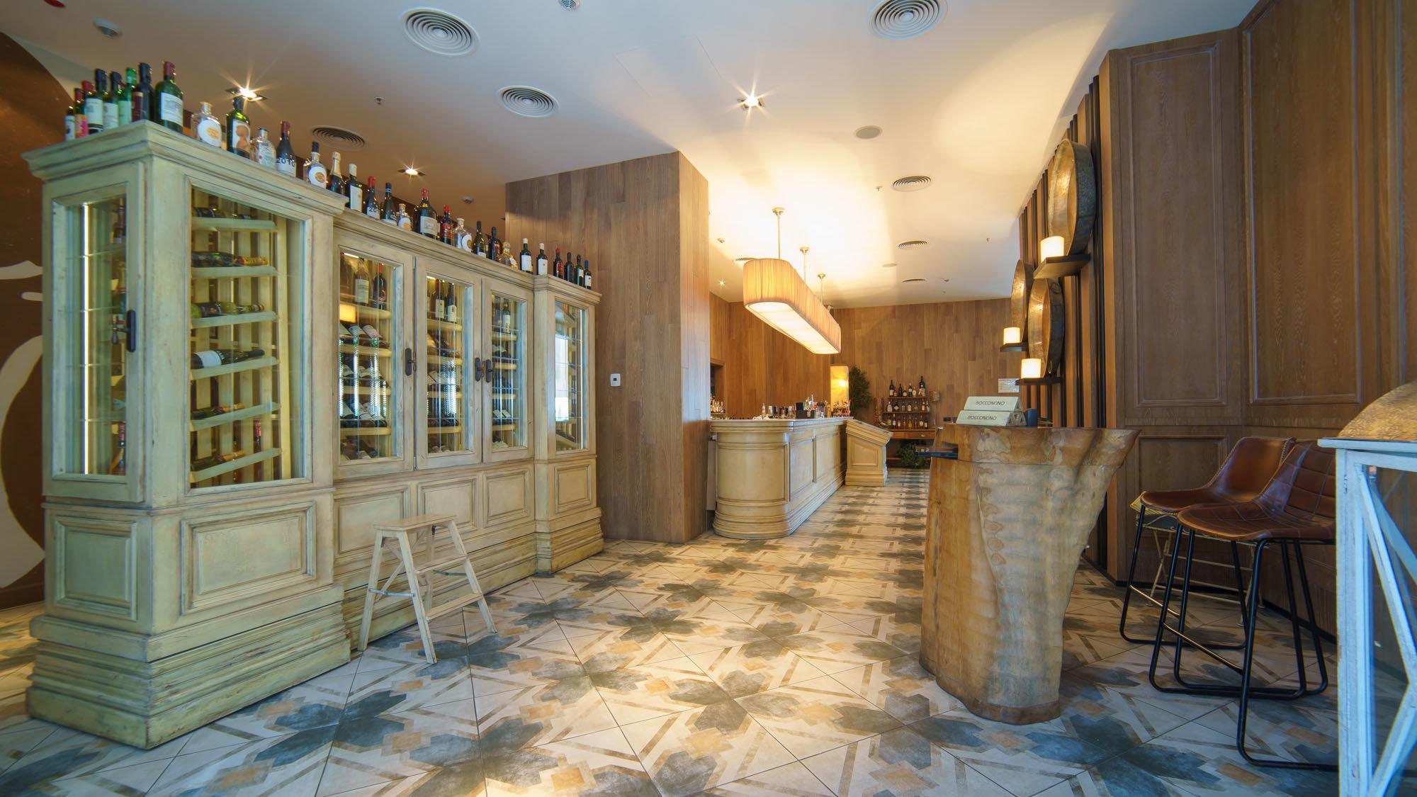 фотография Итальянского ресторана Bocconcino в ТЦ Метрополис