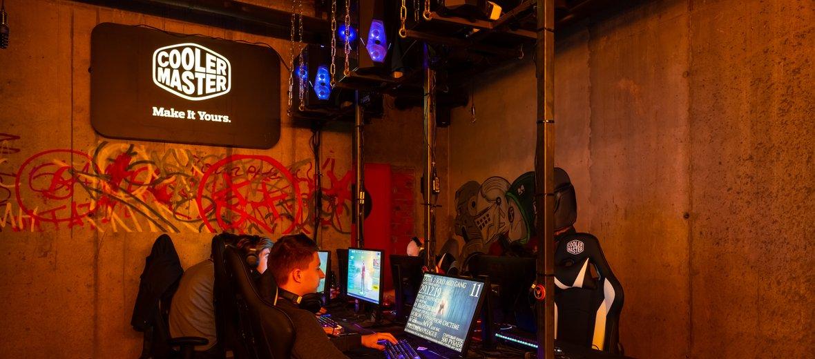 Фотогалерея - Интернет-кафе MVP Cyber Arena на улице 3-е Почтовое Отделение в Люберцах
