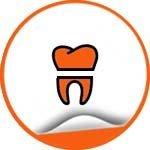 фотография Несъёмное протезирование зубов