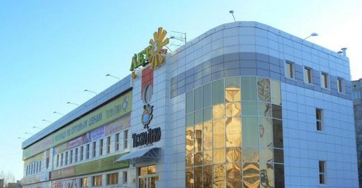 фотография Торгового комплекса Лето на улице Дианова