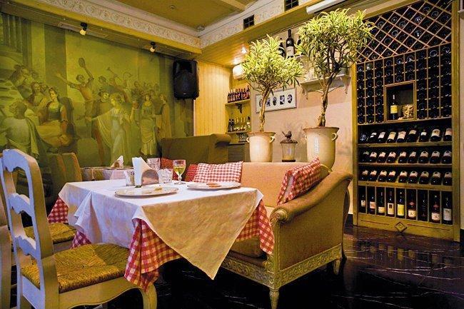 фотография Ресторана Вино и Сулугуни на Садовой-Самотёчной улице