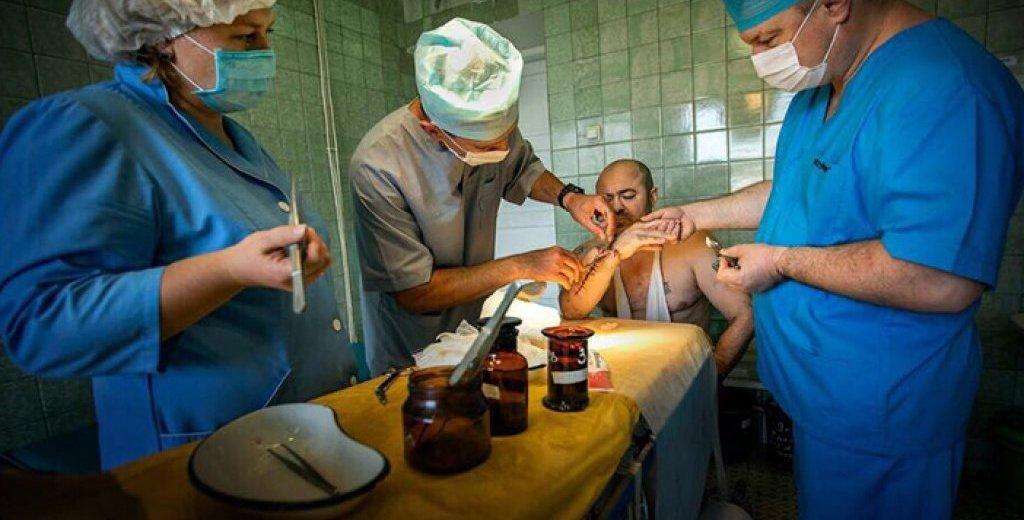Фотогалерея - Институт травматологии и ортопедии НАМН Украины