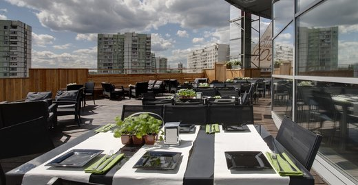 фотография Ресторана Крыша-Бар в ТЦ Алтуфьевский