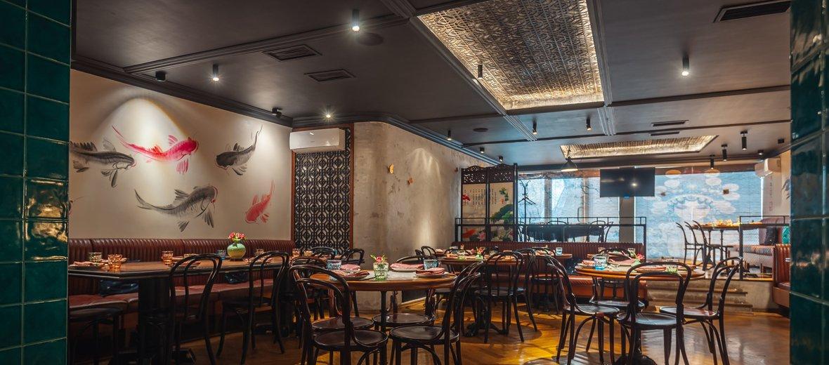 Фотогалерея - Китайский ресторан Джимми Ли на проспекте Мира