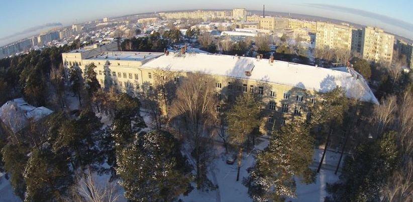 фотография Клиническая больница скорой медицинской помощи на улице Маршала Конева