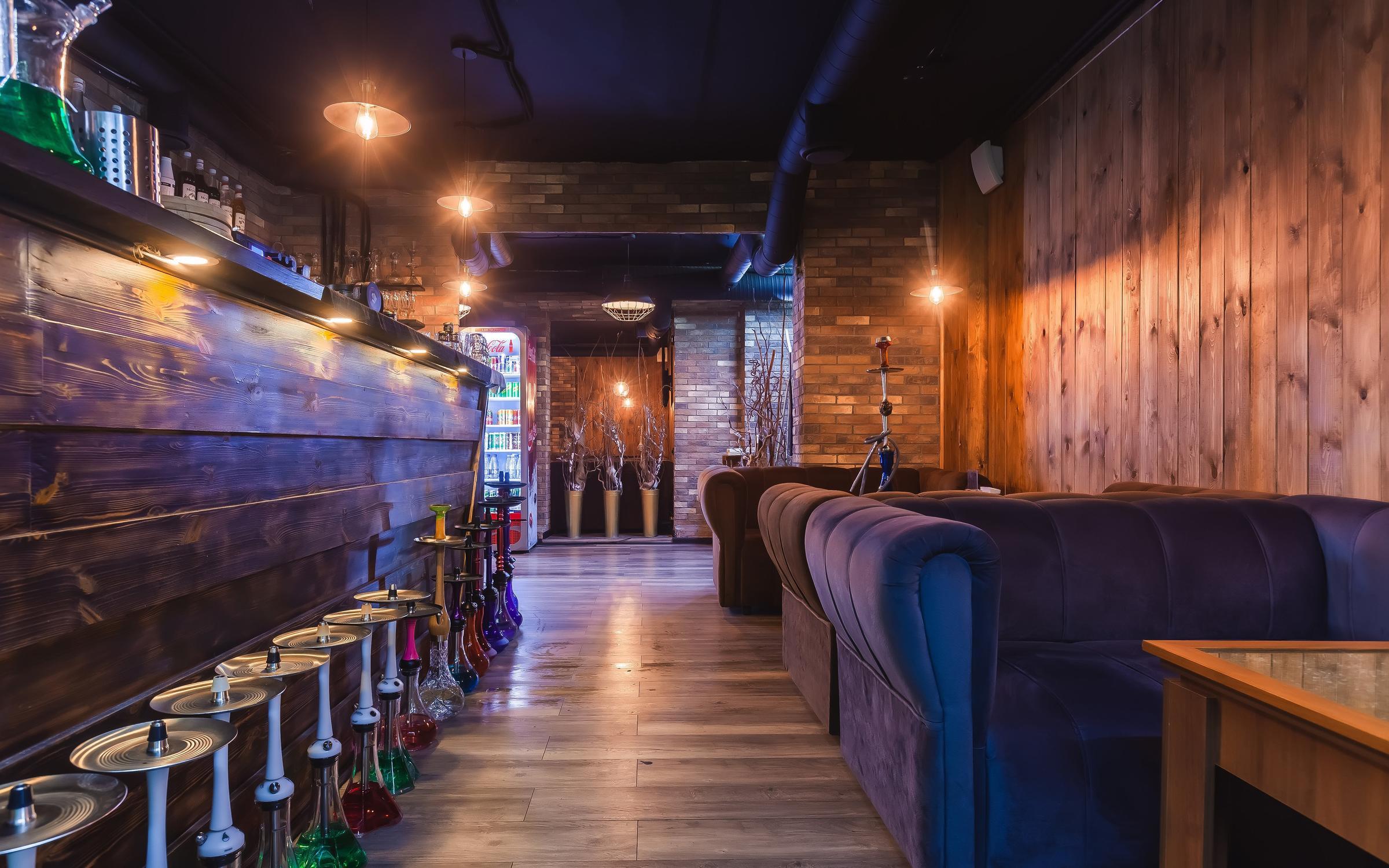 фотография Кальянной Мята Lounge на улице Генерала Кузнецова, 16 к 1
