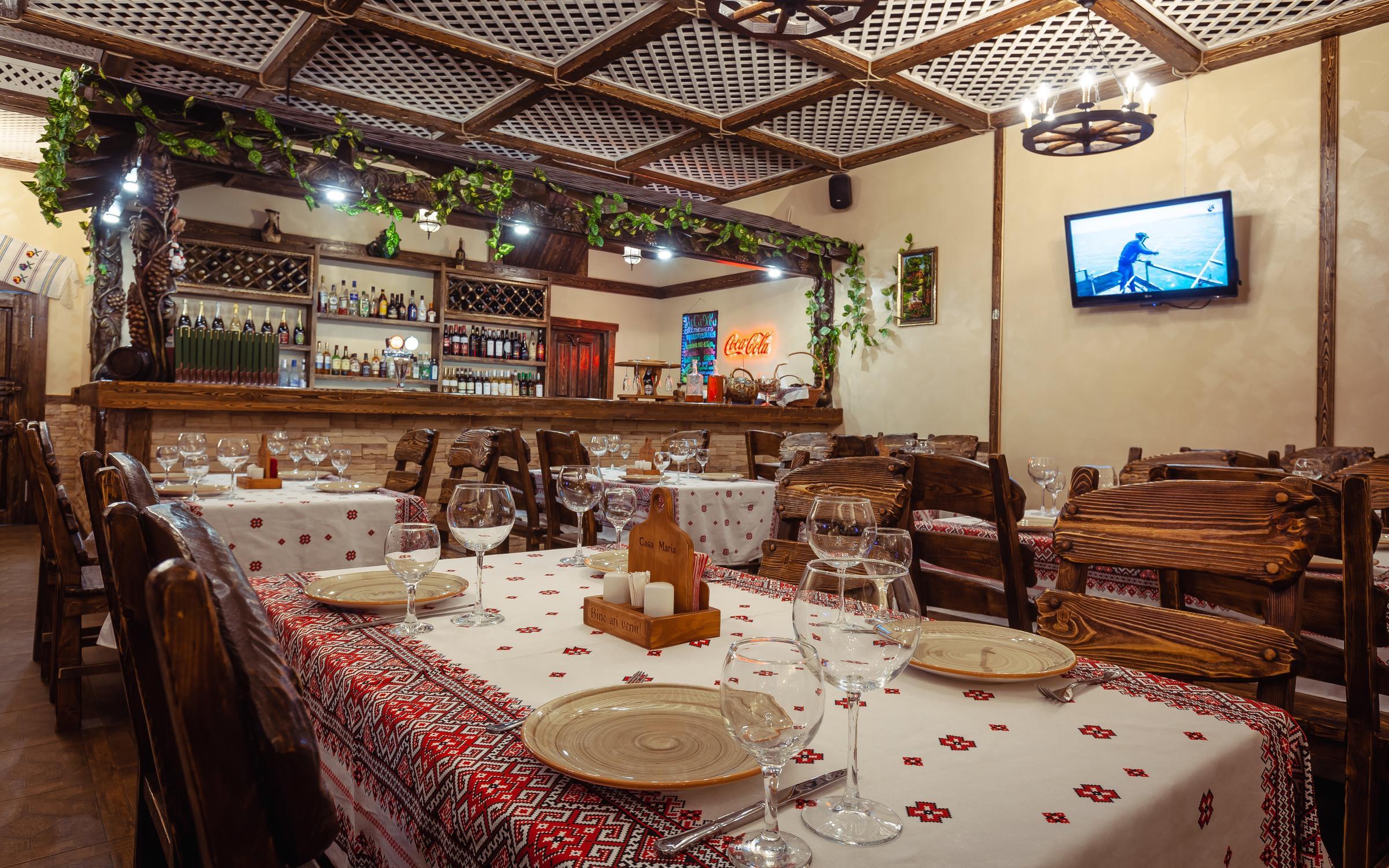 фотография Ресторана Молдавской кухни Casa Maria