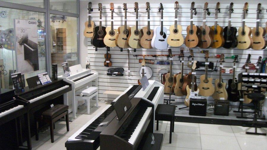 магазин в саратове музыкальных инструментов