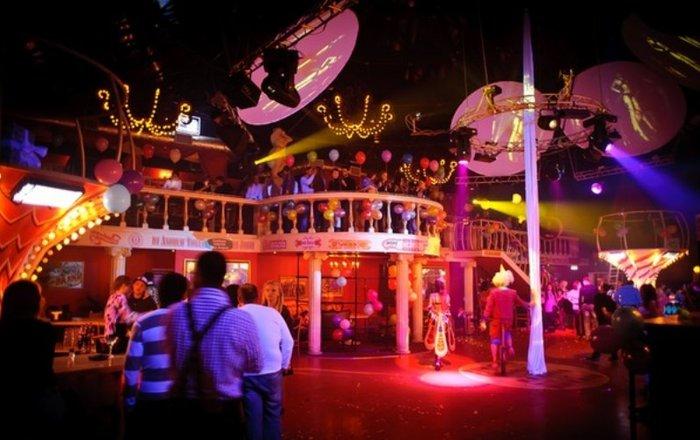 Ночные клубы сочи циркус клубы москвы вакансия официант