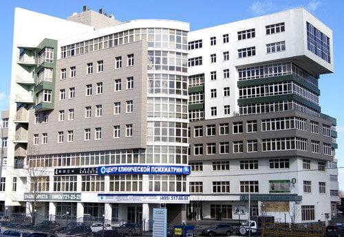 фотография Научно-диагностического центра клинической психиатрии  на Алтуфьевском шоссе