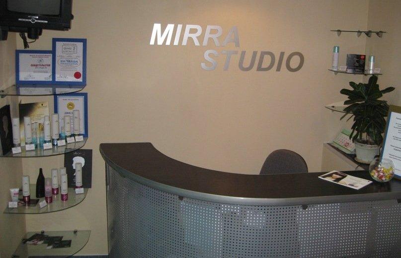 Фотогалерея - Семейный салон красоты MIRRA-STUDIO