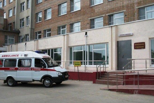 фотография Областной детской клинической больницы им. Н.В. Дмитриевой на улице Интернациональной