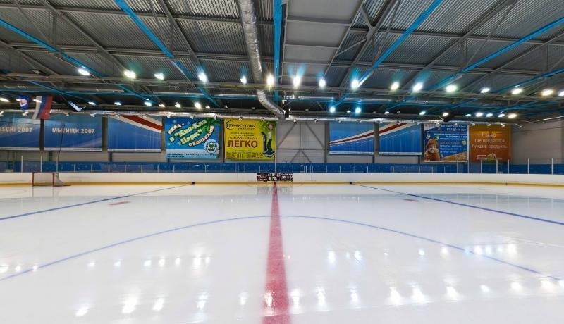 фотография Каток ледового дворца Арена в Мытищах