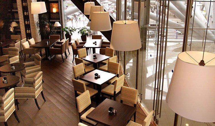 фотография Академии сеть кафе-пиццерий в ТЦ Европейский