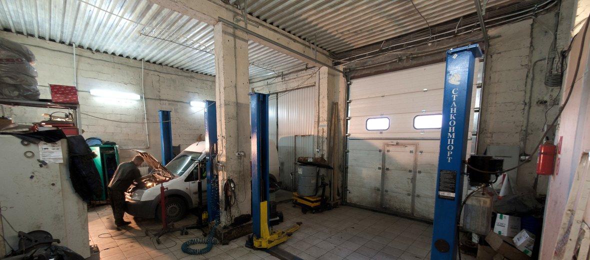 Фотогалерея - Техцентр FordClass на Волоколамском шоссе