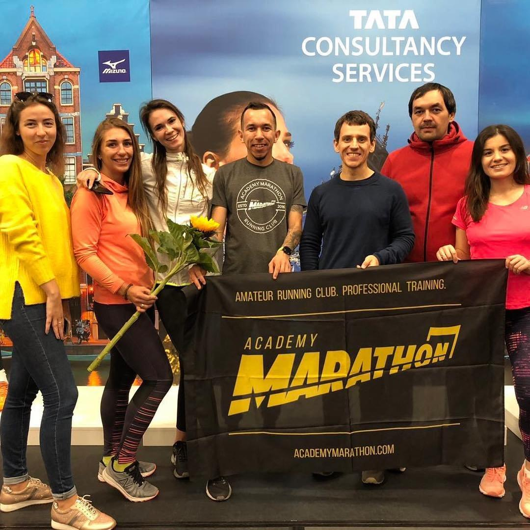 фотография Бегового клуба Академия марафона на Волгоградском проспекте