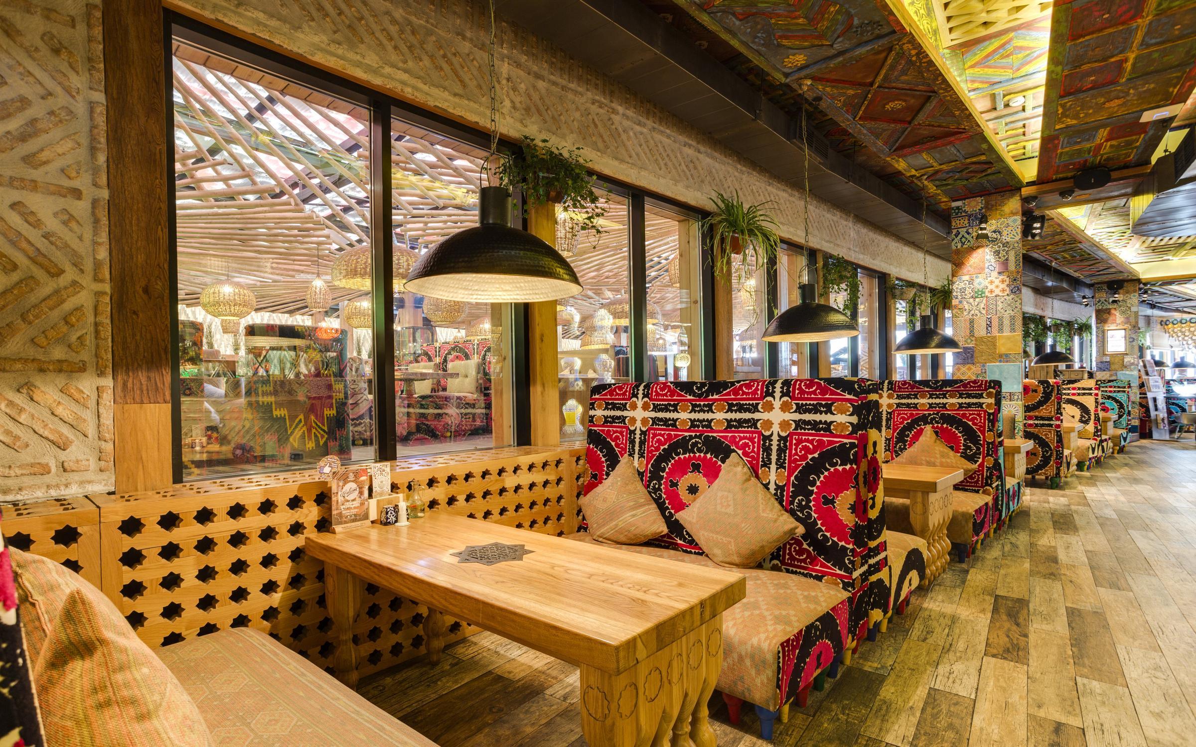 фотография Ресторана Чайхона №1 Тимура Ланского в ТЦ Мандарин