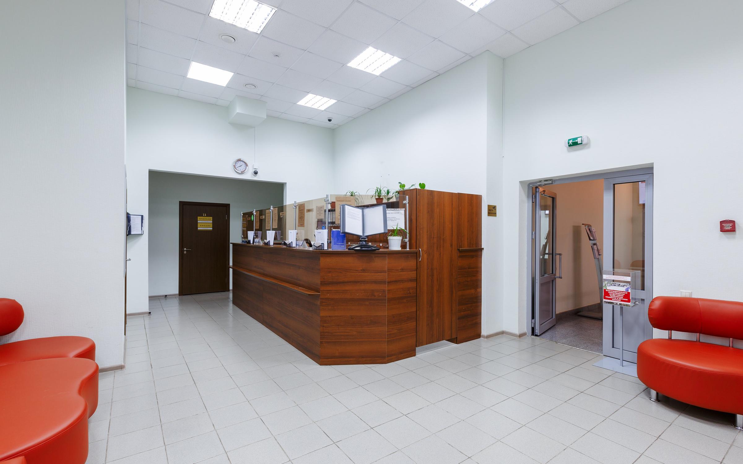 фотография Лечебно-диагностического центра Биомед на проспекте Альберта Камалеева
