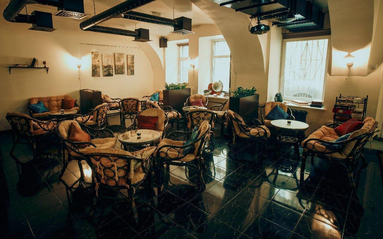 фотография Тайм-кафе Гостиная на Литейном проспекте