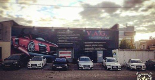 фотография Автотехцентр по ремонту и продаже запчастей для Audi, Volkswagen, Skoda V.A.G Service на улице Габдуллы Тукая