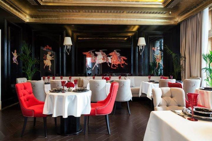фотография Гранд-кафе Dr. Живаго в гостинице Националь