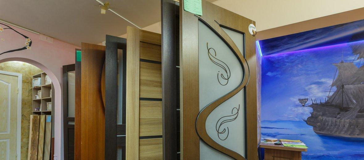 Фотогалерея - Салон-магазин дверей и мебели на Линейной улице