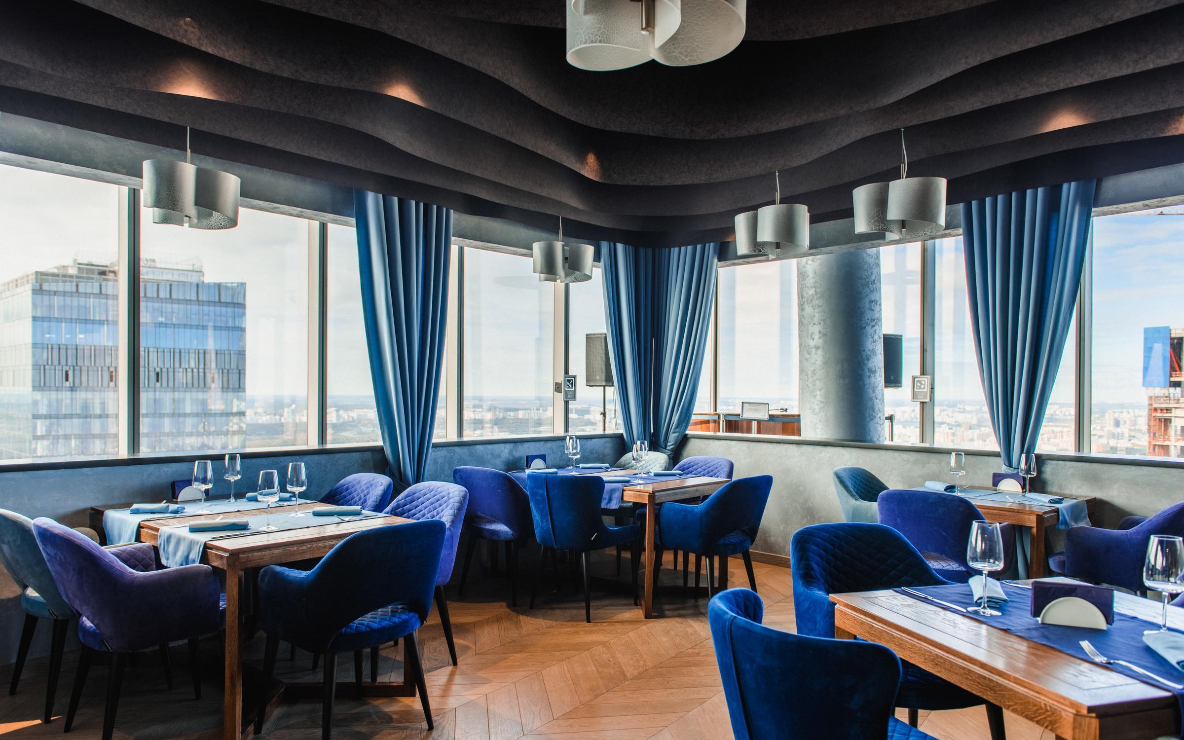 фотография Ресторана 360 в ТЦ Башня Федерация