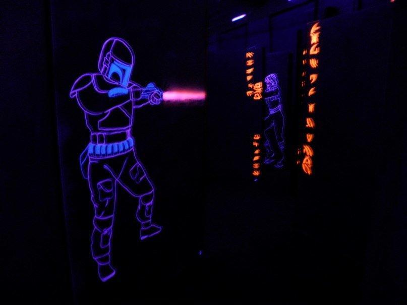 фотография Laser Strike
