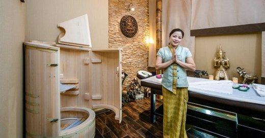 тайские спа салоны в москве