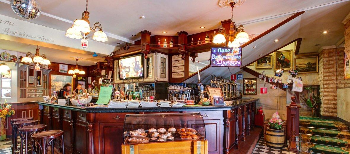 Фотогалерея - Ресторан Монте-Кристо на проспекте 60-летия Октября