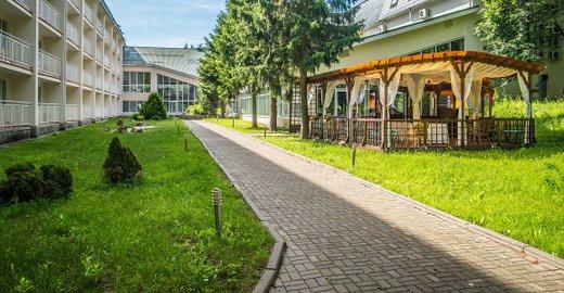 фотография Парк-отеля Атлас в деревне Судаково, 92