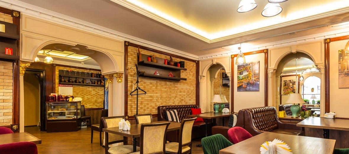 Фотогалерея - Кафе Я люблю хинкали на Садовой улице