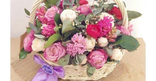 фотография Магазин свежих цветов Ботаника на Чистопольской улице
