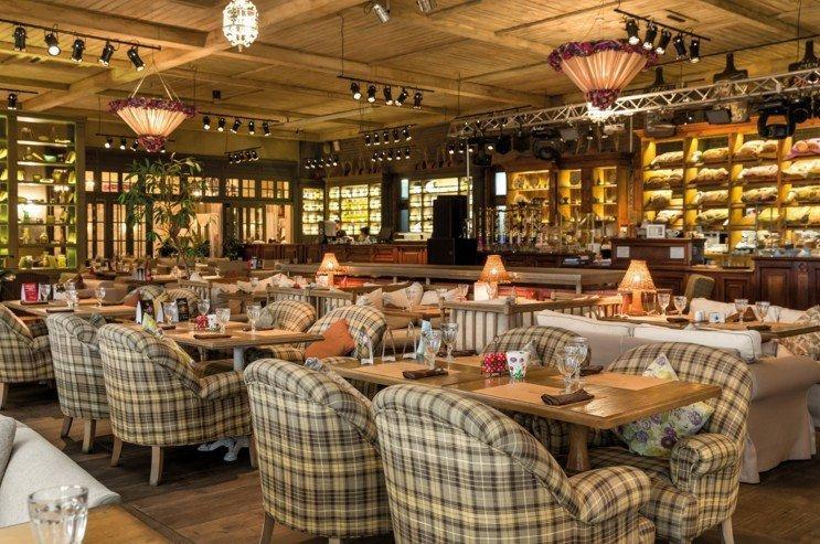 фотография Ресторана Плюшкин на Комендантском проспекте, 9 к 2