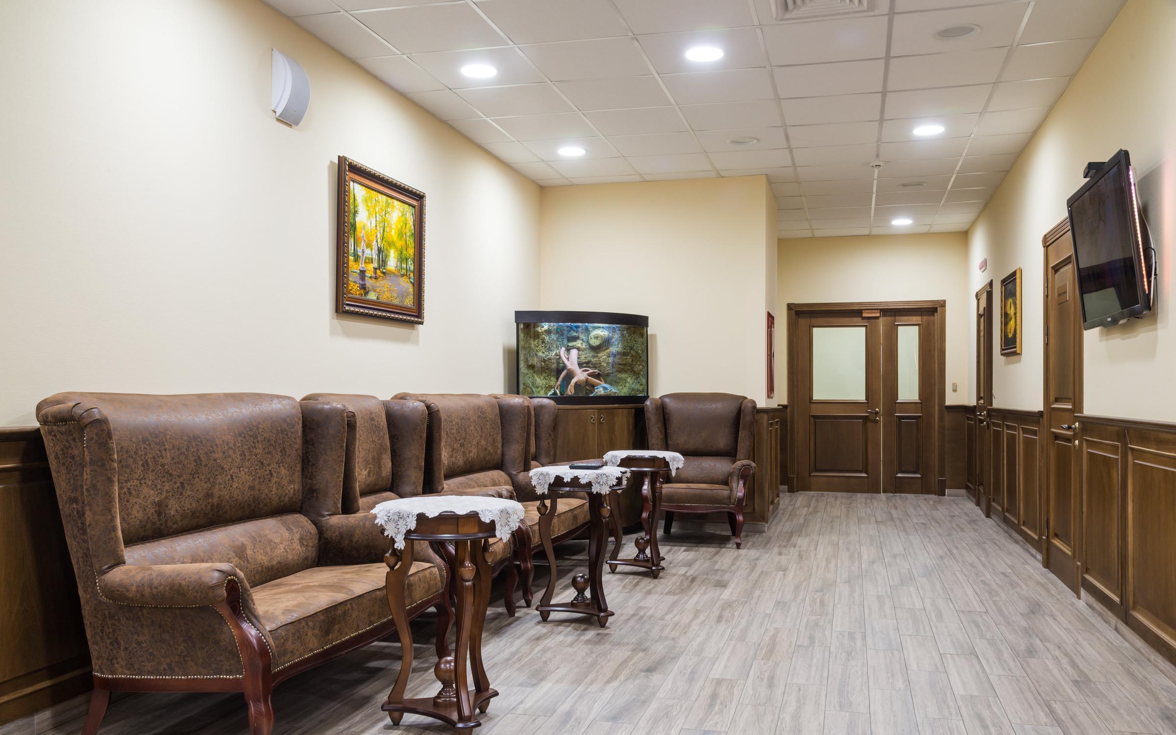 фотография Клиники доктора Куприна на Выборгском шоссе