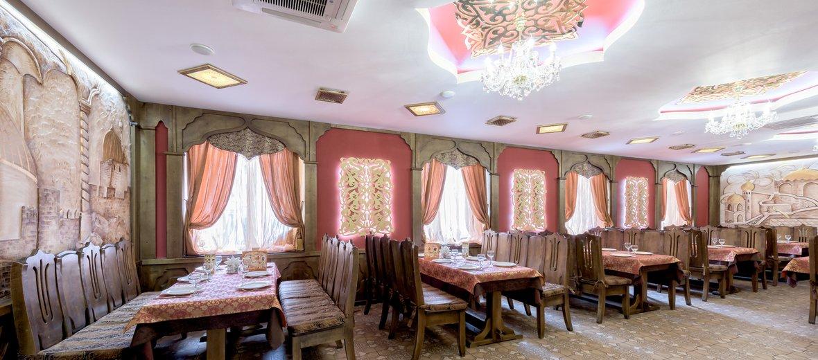 Фотогалерея - Ресторан Сказки Шахерезады на Ленинском проспекте