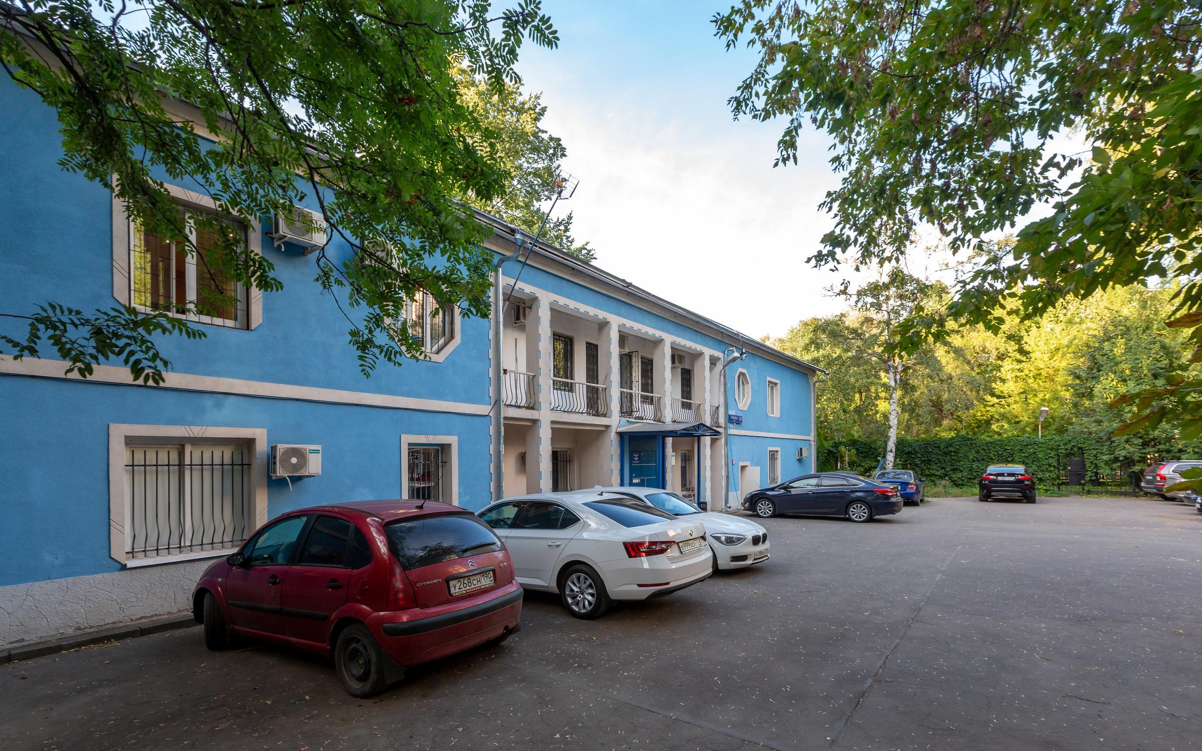 фотография Наркологической клиники «Веста Вита» на улице Приорова