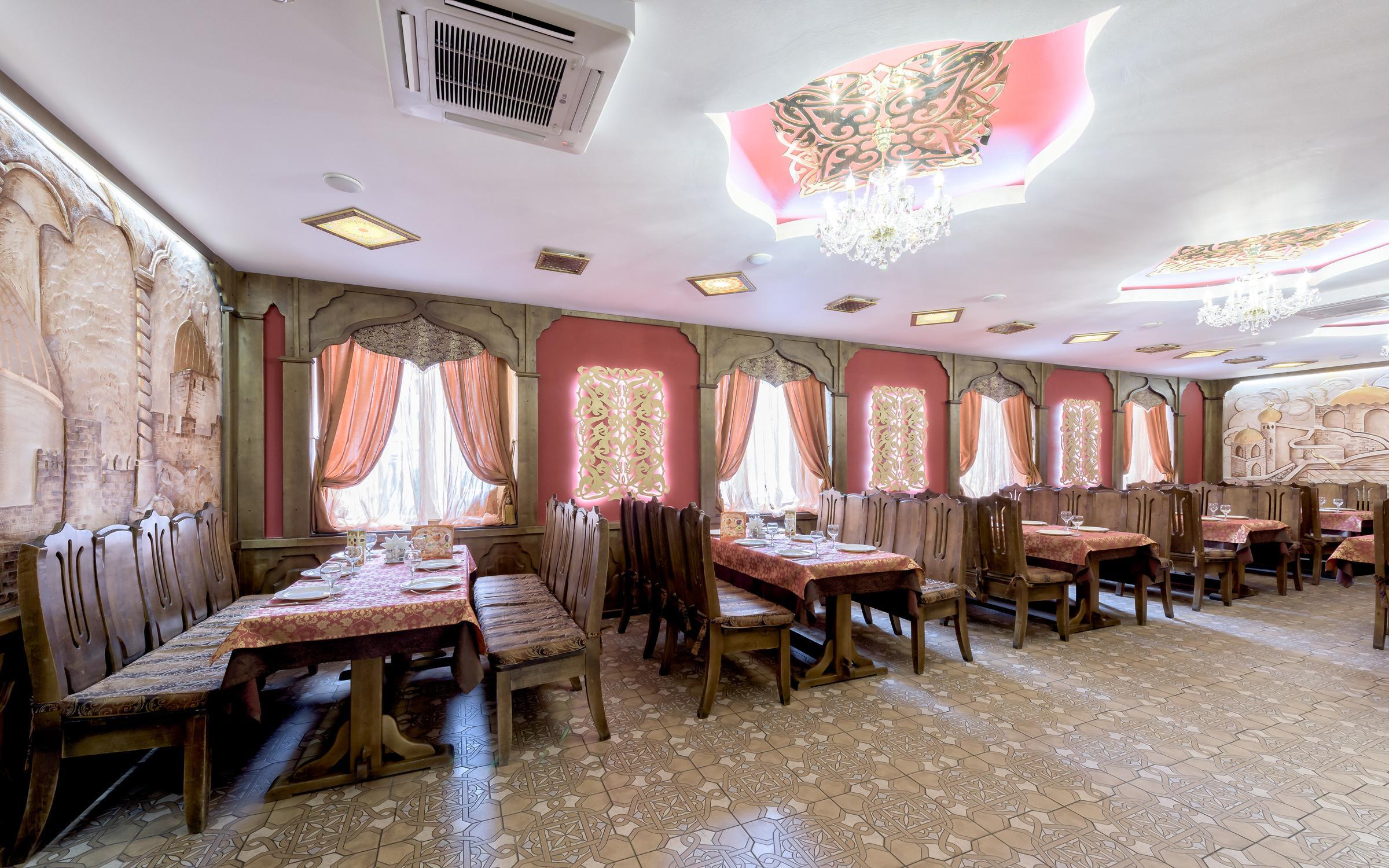 фотография Ресторана Сказки Шахерезады на Ленинском проспекте