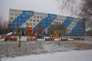Регистратура поликлиники 1 воскресенск