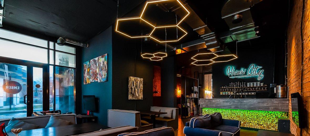 Фотогалерея - Lounge cafe Ember в Химках