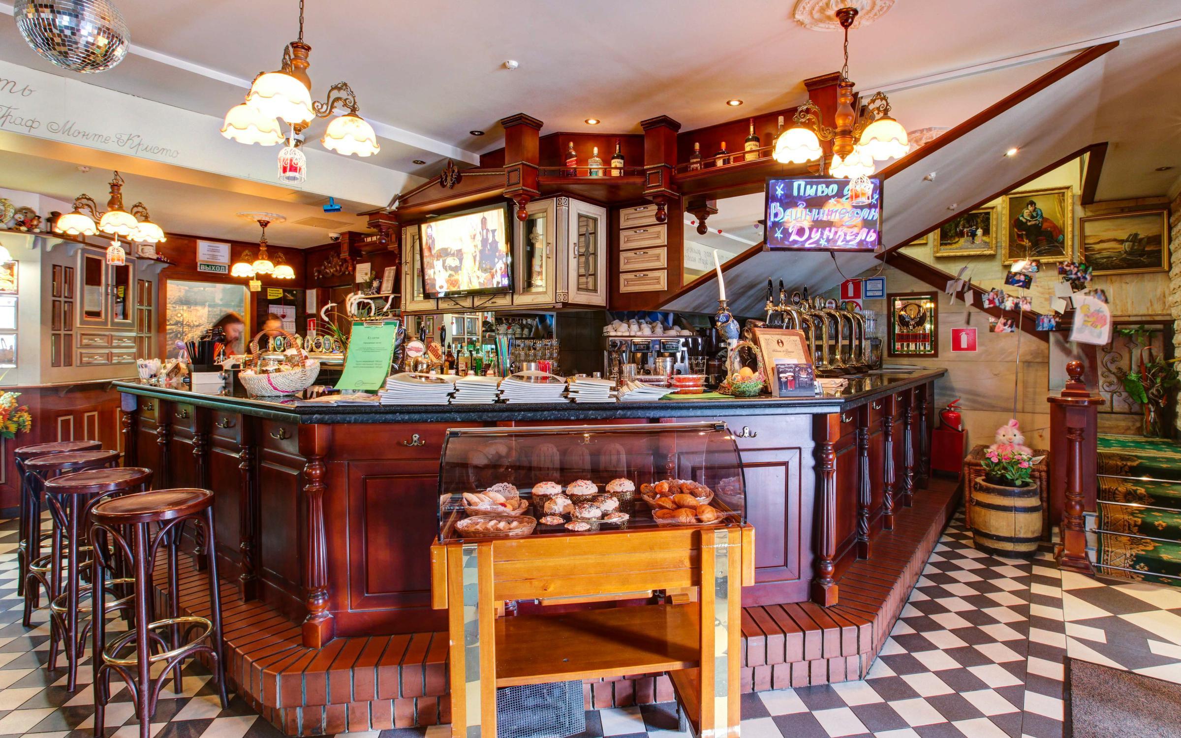 фотография Ресторана Монте-Кристо на проспекте 60-летия Октября