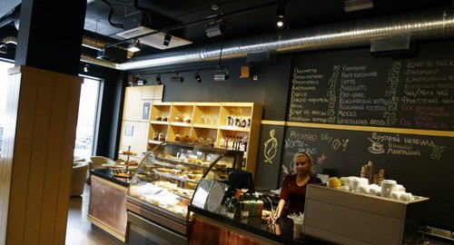 фотография Кофейни Coffee Bean в Отрадном
