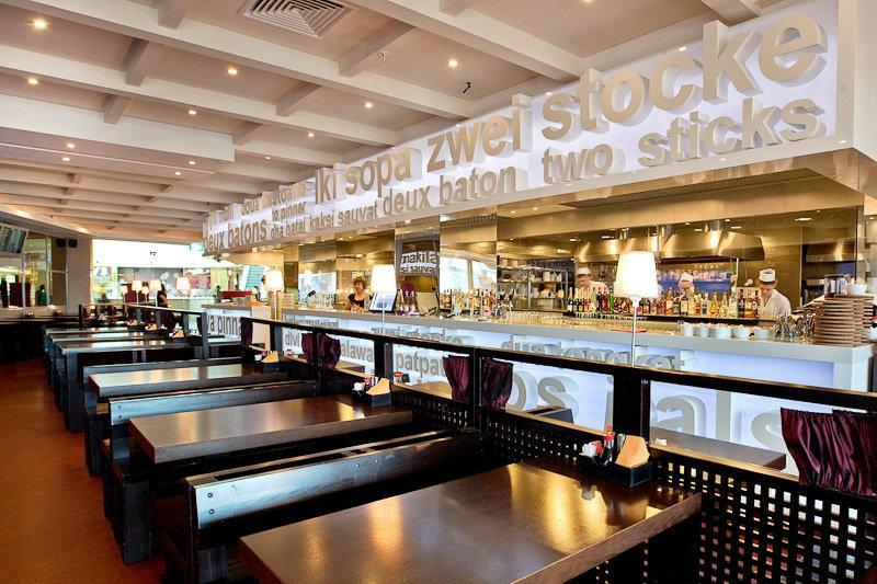 фотография Ресторана Две палочки на улице Земляной Вал