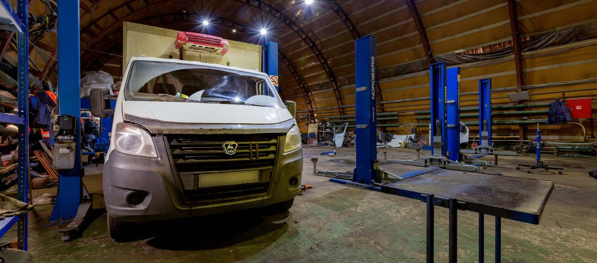 Фотогалерея - Автосервис по ремонту ГАЗелей