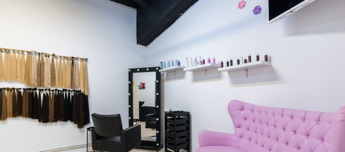 Фотогалерея - Студия наращивания волос Magichair